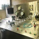 طراحی و ساخت میز تست انواع شیرآلات صنعتی