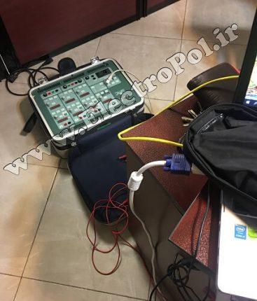 الکتروپل | پردازش سیگنال با LabVIEW برای هارمونیک های نیروگاههای برق