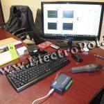 پروژه آکوستیک پردازش سیگنال با LabVIEW و کارت DAQ Advantech