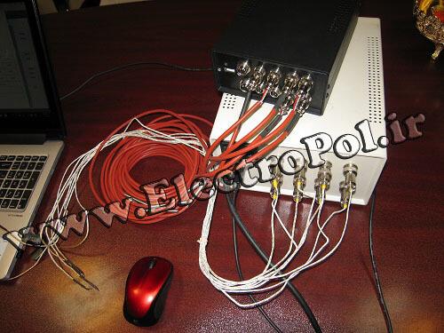 الکتروپل | کالیبراتور و دیتالاگر دما برای انواع TC & RTD
